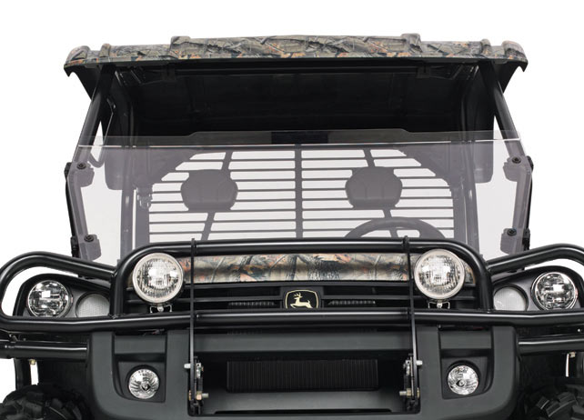 OPS Half Poly Windshield Cabs, Roofs & Windshields