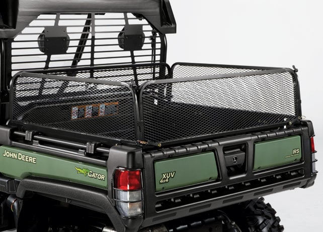 Cargo Box Side Extensions; XUV Cargo Box Options & Storage