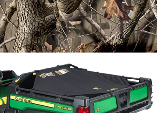Deluxe Cargo Box Cover – Camo Cargo Box Options & Storage