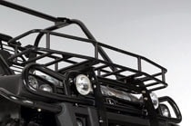 Front Hood Rack; HPX Cargo Box Options & Storage