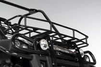 Front Hood Rack; XUV Cargo Box Options & Storage