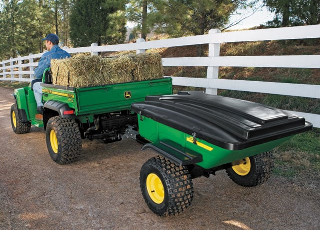 Cart Hard Top – 10 Cu. Ft. Carts, Hitches & Winches