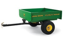 21 Steel Utility Carts, Hitches & Winches