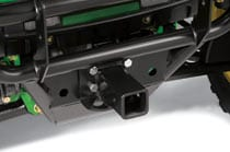 Front Receiver Hitch; CX Carts, Hitches & Winches