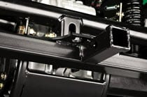 Rear Receiver Hitch; T Carts, Hitches & Winches