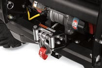 Warn® Winch - T Series Carts, Hitches & Winches
