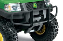 Front Bumper; CX Protection