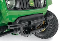 Front Bumper; T Series Protection