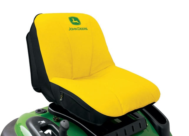 Large Deluxe Seat Cover-Yellow Protection