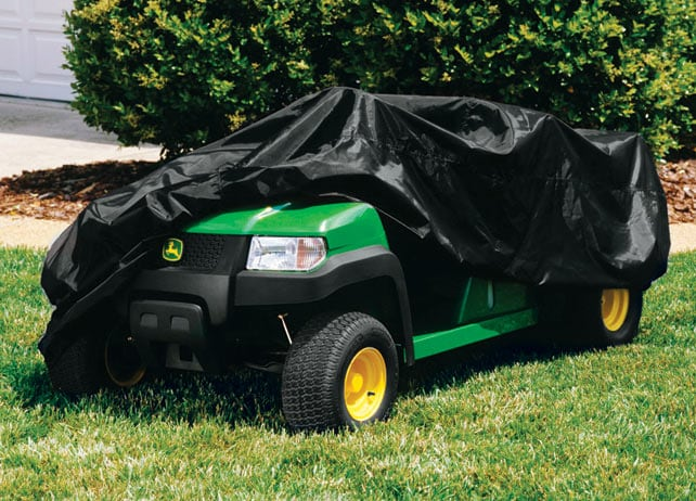 Vehicle Cover, nonCab/ROPS-Blk Protection