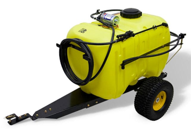 45-Gallon Sprayer, Tow-Behind Sprayers & Pressure Washers