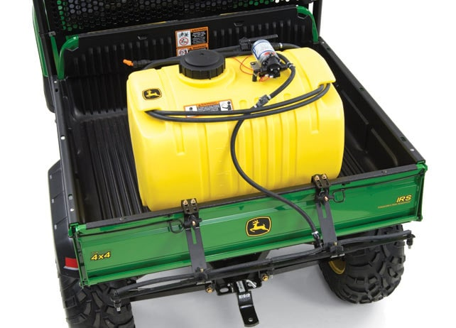 90-Gallon Bed Sprayers & Pressure Washers