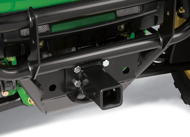 Front Receiver Hitch for CX