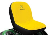 Large Seat Cover – Yellow