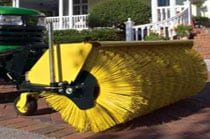 "137 cm (52"") Quick Hitch Rotary Broom"