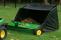 42-inch Lawn Sweeper Carry, Haul & Move Material
