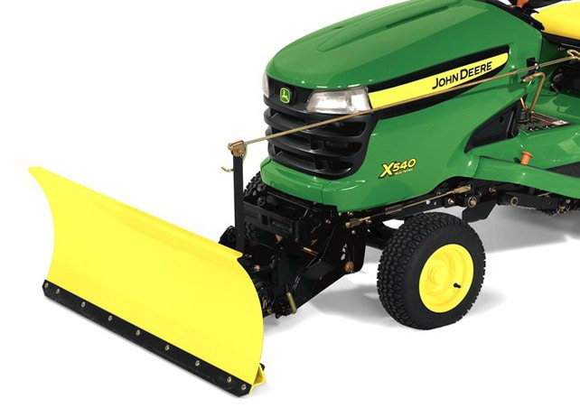 48-inch Front Blade Carry, Haul & Move Material