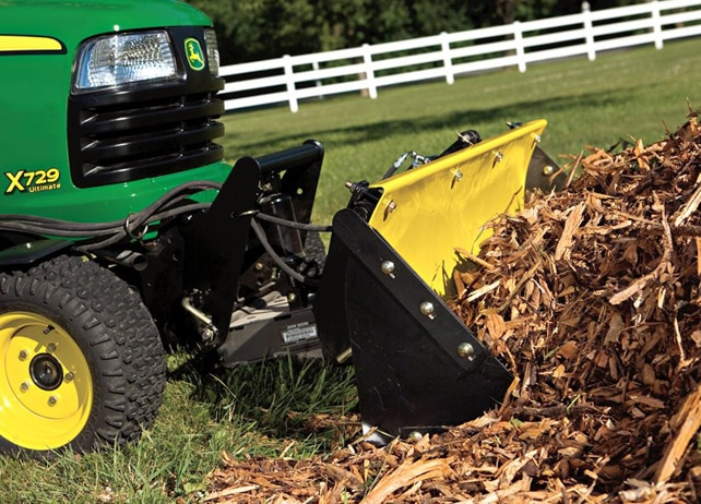 54-inch Tractor Shovel Carry, Haul & Move Material