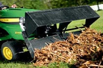 40-inch Tractor Shovel Gardening & Ground Engagement