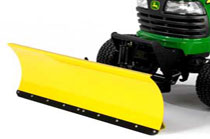 54-inch Quick-Hitch Front Blade Gardening & Ground Engagement