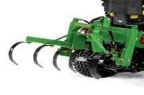 Cat 1 3-Point Hitch Cultivator Gardening & Ground Engagement