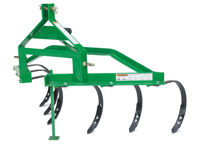 Cultivator - Integral (Sleeve) Hitch Gardening & Ground Engagement