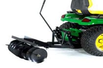 Disk Harrow Integral (Sleeve) Hitch Gardening & Ground Engagement