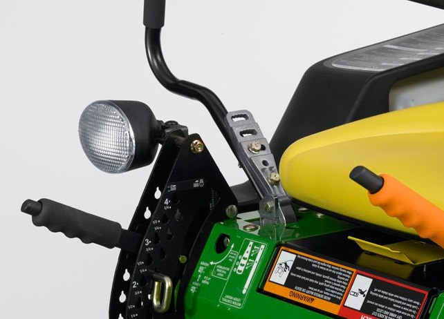 EZtrak™ Single Headlight Kit Operator Comfort & Convenience
