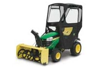 Snow Cab 100 Series Tractor Protection & Appearance