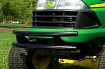 Double-Bar Front Bumper Tractor Protection & Appearance