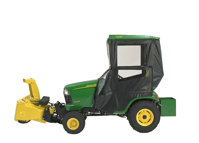 Soft Weather Enclosure Tractor Protection & Appearance