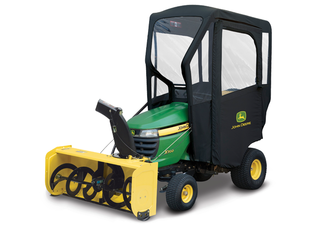 Weather Enclosure Tractor Protection & Appearance