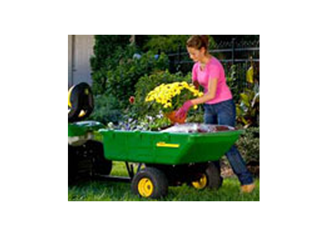 Dump Carts - Outdoors - Outdoor Power Equipment - Riding Mower