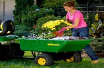 10P Utility Cart Yard & Lawn Care