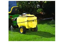 40-Gallon Tow-Behind Sprayer Yard & Lawn Care