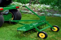 40-inch Thatcherator Yard & Lawn Care