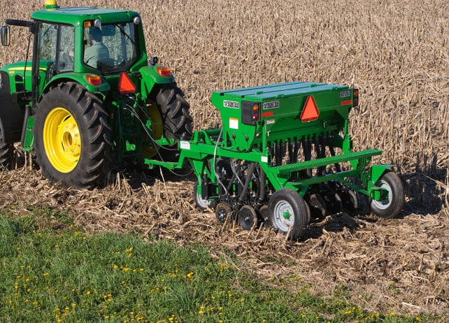 Compact grain drill bd13 series no till grain drills seeding