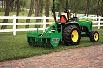 Frontier CA20 Series Core Aerators Seeding Attachment