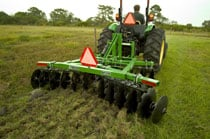 Frontier DH12 Series Disk Harrows
