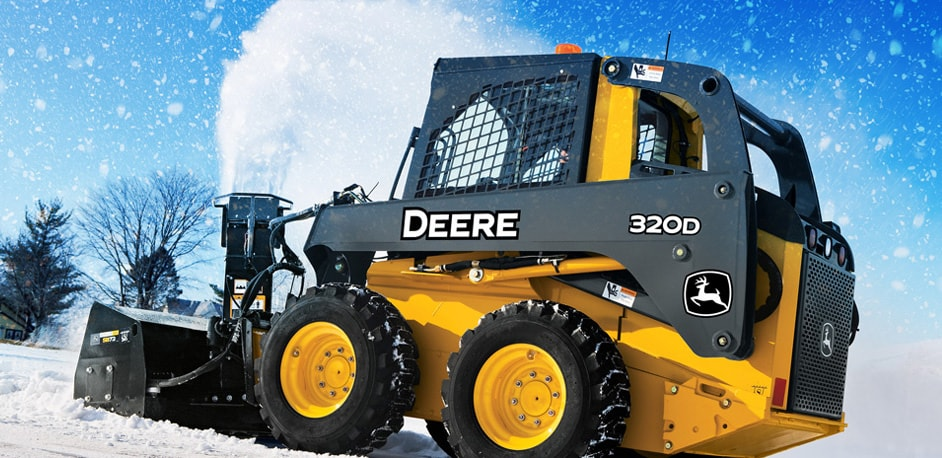 Gear up for a profitable forecast with Worksite Pro Snow Attachments
