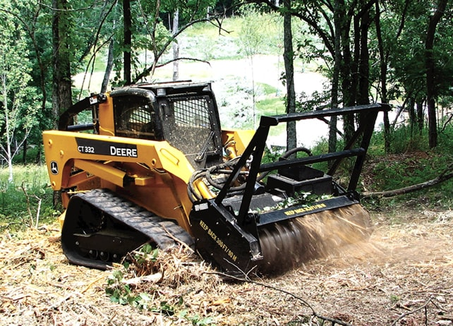 MH60 Mulching Head Attachment