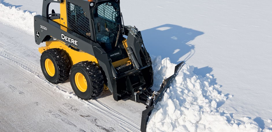 Snow/Utility Blades from John Deere