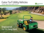 Gator Turf Utility Vehicle brochure