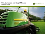 Rough, Trim & Surrounds Mowers brochure