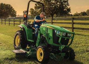 Follow link to coupon savings offer for 2R Series Tractors