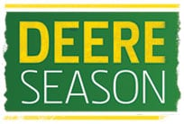 Deere Season Sales Event