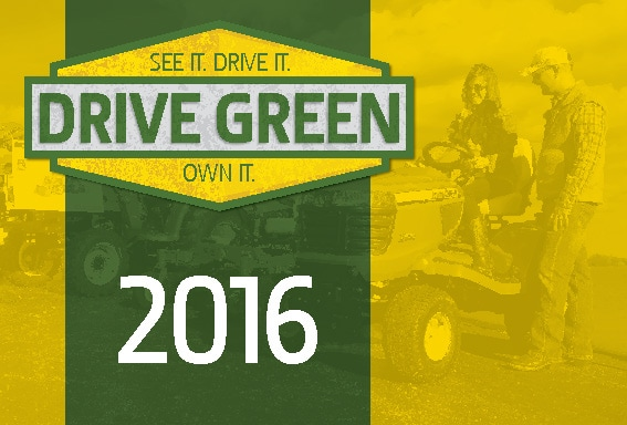 Follow link to Drive Green Challenge