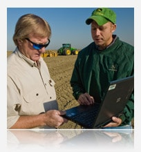 Follow the link to learn more about JohnDeere Dealer Services