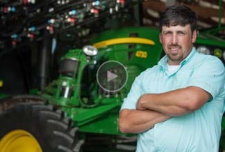 Follow Link to John Deere Precision Ag: Real Stories