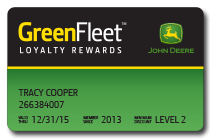 GreenFleet™ Card Image